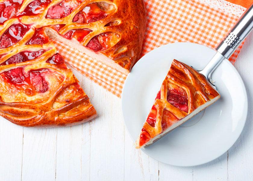 Strawberry pie recipe